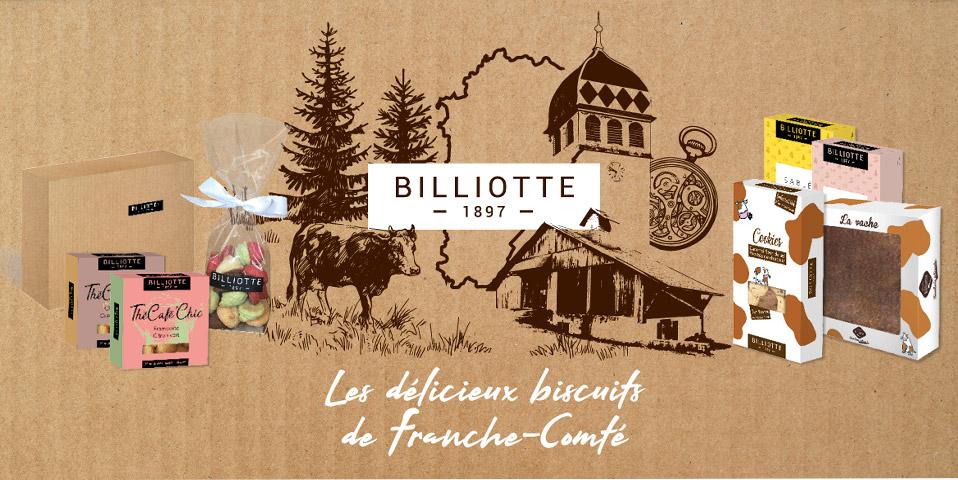 Biscuits Billiotte